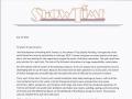 Testimonials - ShowTime Inc